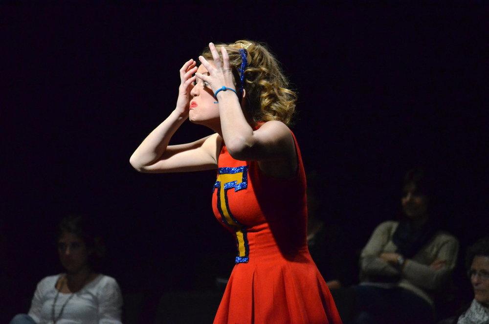 Jordan Chantel - Theatre