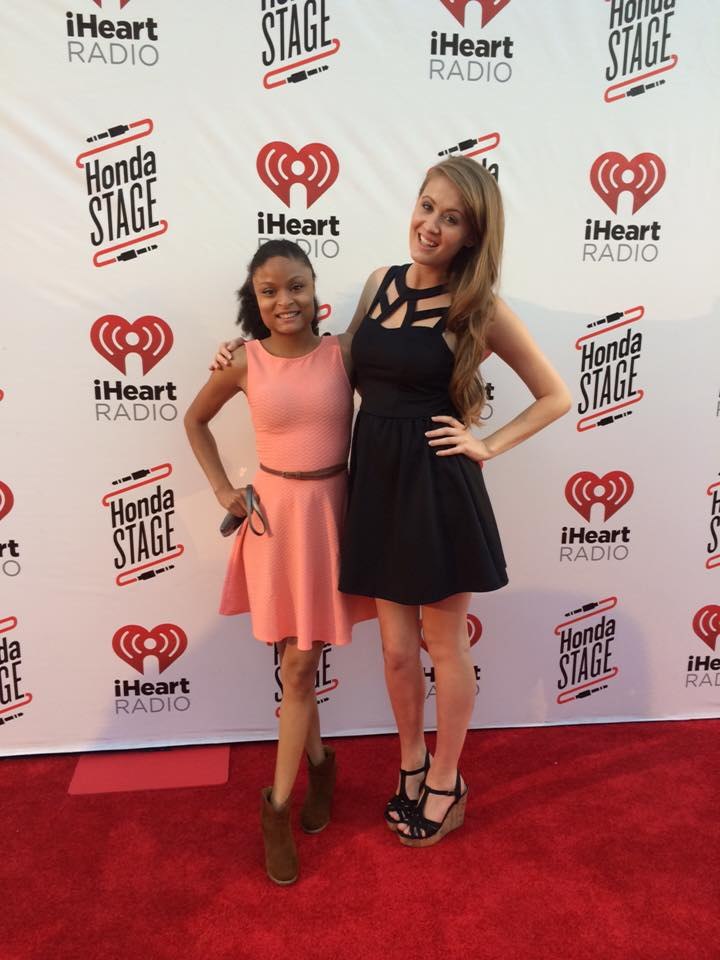 iHeart Radio Red Carpet Event