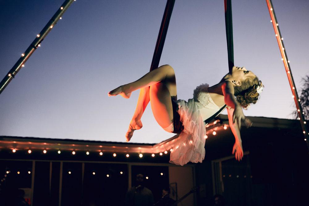 Jordan Chantel - Aerial Hammock