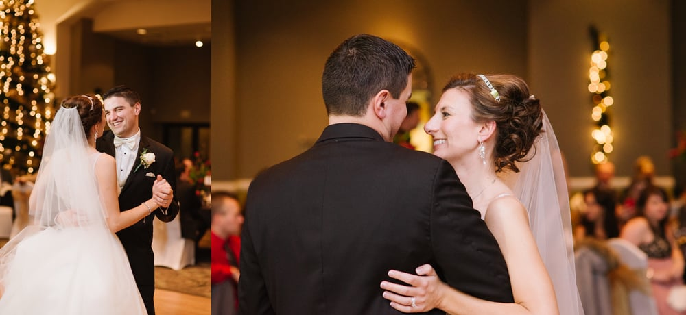 Chestnut Ridge Country Club, New Years Eve, first dance, M. Fisher.jpg