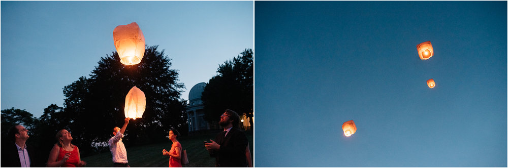 <alt> lantern release Observatory Hill wedding Pittsburgh wedding photographer <:alt>.jpg