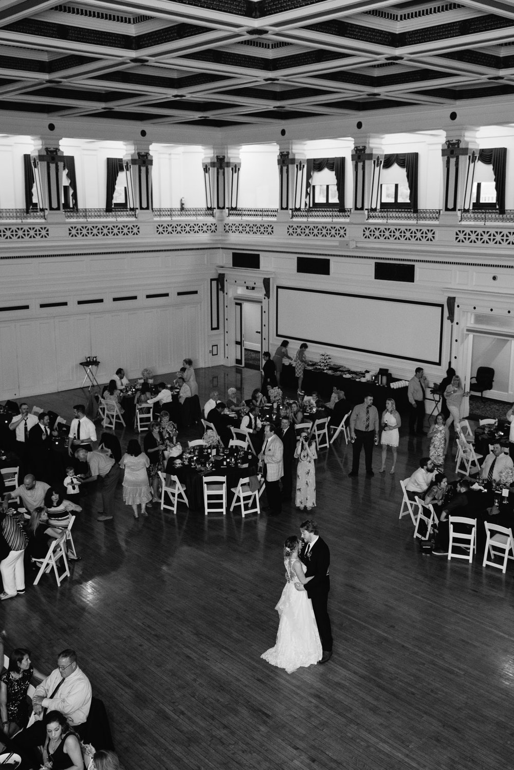 soldiers and sailors museum wedding venue first dance pittsburgh wedding photographer-0872.jpg
