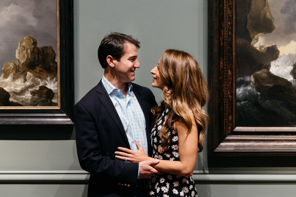 Washington DC National Gallery Engagement Session Mariah Fisher-8956.jpg