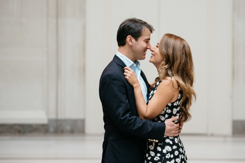 Washington DC National Gallery Engagement Session Mariah Fisher-4405.jpg