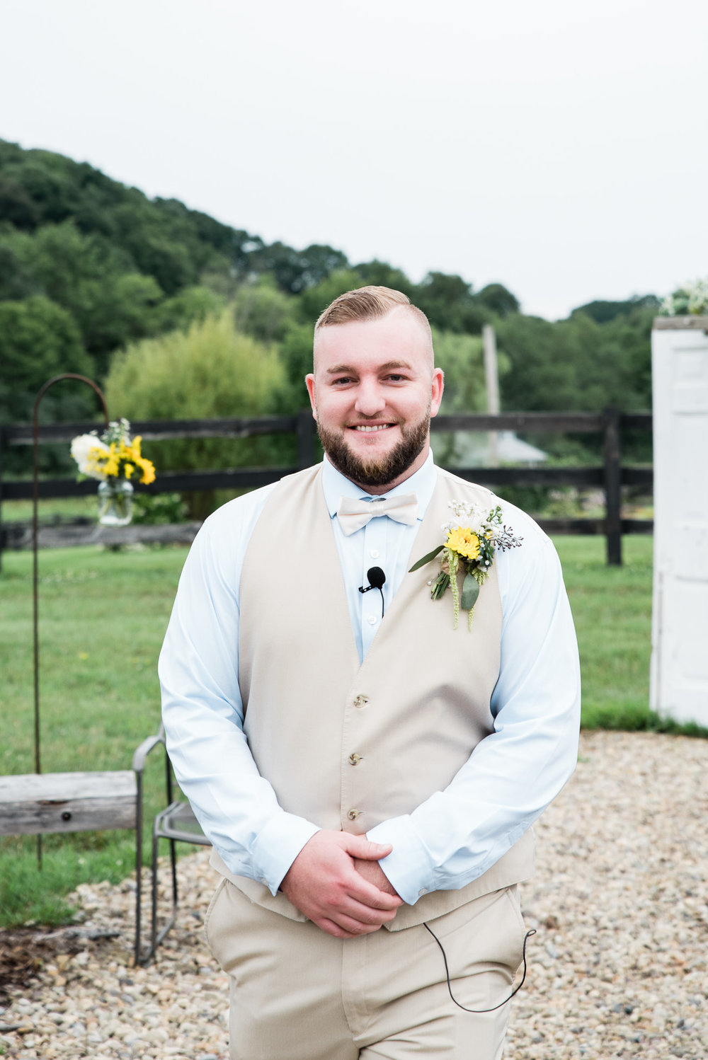 The Hayloft of PA, wedding ceremony Mariah Fisher, Pittsburgh PA wedding photographer-11.jpg