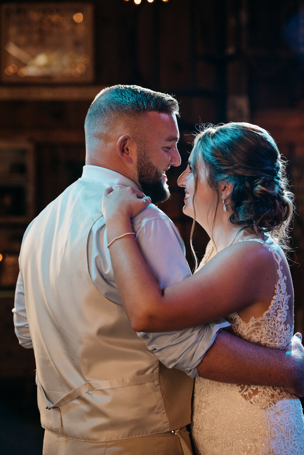 first dance, Pittsburgh Wedding Photographer, Hayloft of PA Mariah Fisher-5030.jpg