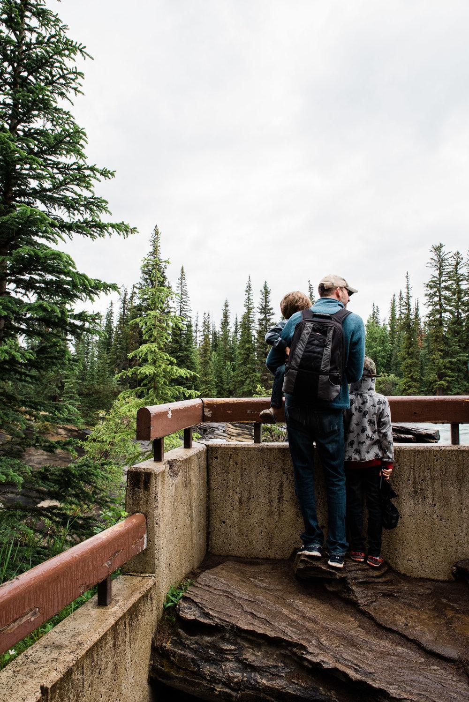 Athabasca Falls, Jasper , Canada, Mariah Fisher Photography-2286.jpg