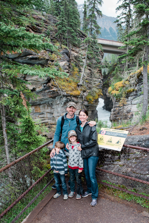 Athabasca Falls, Jasper , Canada, Mariah Fisher Photography-2314.jpg