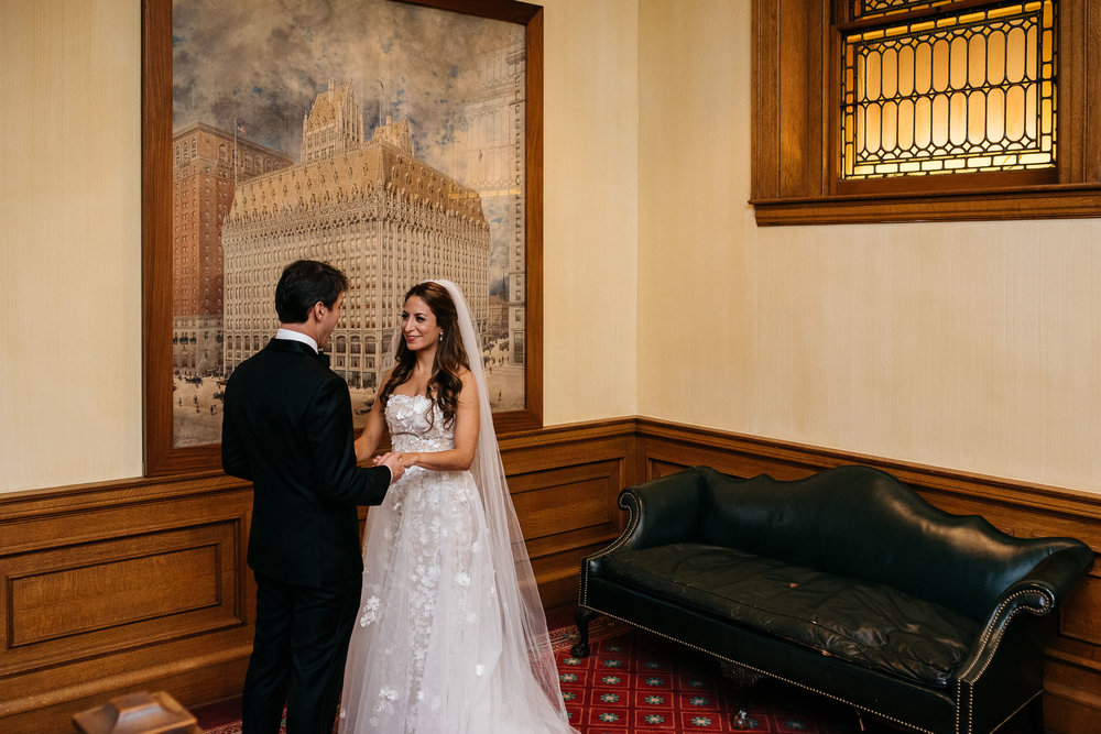 Duquesne Club Wedding, Pittsburgh wedding photographer Mariah Fisher-17.jpg