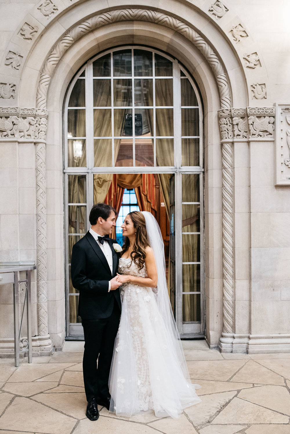 Pittsburgh PA Wedding photographer, Duquesne Club, Mariah Fisher-3.jpg