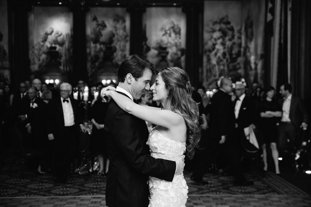Duquesne Club Pittsburgh PA first dance, Mariah Fisher-2.jpg