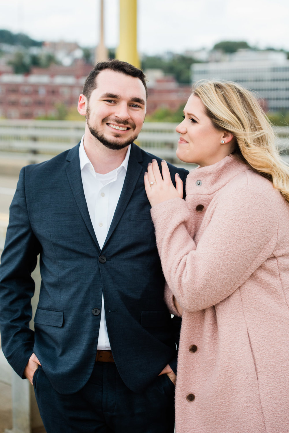 Strip District engagement session, Pittsburgh PA photographer Mariah Fisher-1909.jpg