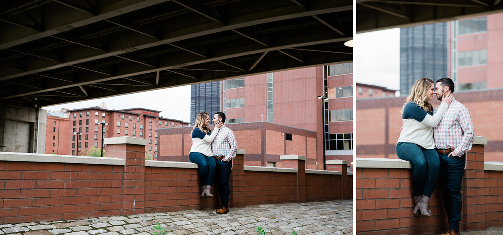 Strip District Pittsburgh PA engagement photography.jpg