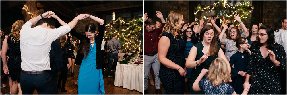 Green Gables Wedding Reception dancing, Mariah Fisher Photography.jpg