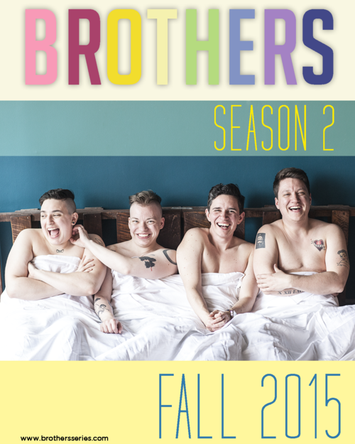 BROTHERS   is a narrative web series about a group of four trans masculine friends in Brooklyn, NY.  The series follows their daily lives, the ups and down, in and outs, of what it means to live as a transgender individual in today's urban society. What does it mean to struggle and succeed as a trans person in the complicated fabric of today's society?  Created by: Emmett Lundberg Producer: Sheyam Ghieth  Director of Photography: Chris Rodriguez