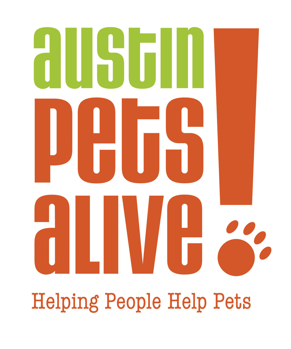 When Austin Pets Alive! started rescuing animals in 2008, Austin was somewhat rich in resources that prevented births. For almost ten years, more and more resources were put into spay and neuter programs, but the live outcome rate at our city shelter was stuck around 50%. Of course, the population of Austin was quickly growing, so it's likely that the spay and neuter resources were helping our live outcome rate from getting worse. Anna and Chris volunteer at APA monthly.
