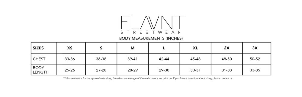 XS isn't listed here, but we measured width/height of a tee and measurements are as follows: 16in diameter across the chest (not circumference) and 25in long.