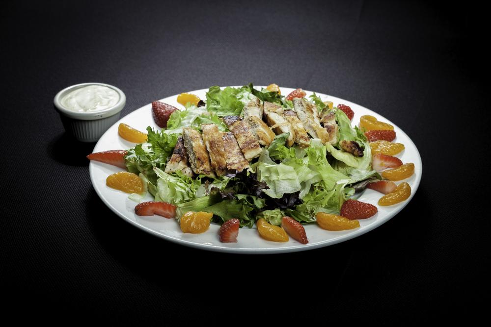 Chicken Breast Salad