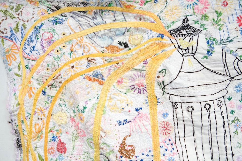 Garden Gate, Detail