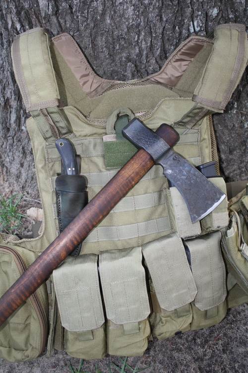 large breaching tomahawk naylor forge
