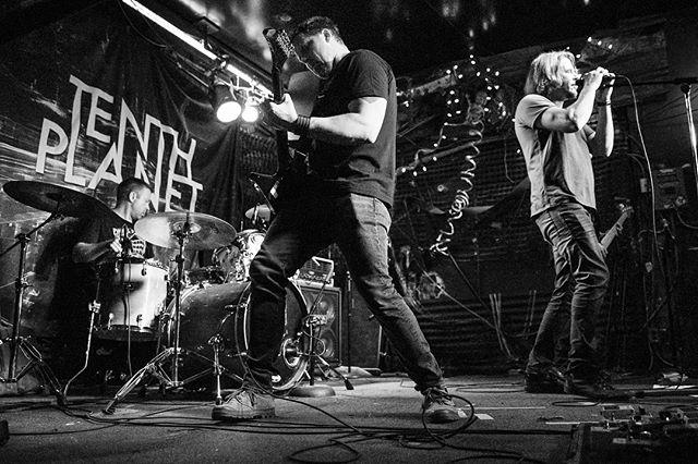 Tenth Planet @ Bovine Sex Club ✨ ⠀⠀⠀⠀⠀⠀⠀⠀⠀ . . . . . #hardrock #bands #livemusic #musicians #musicphotography #musicislife #canadianmusic #capture #canon #5DmarkIV #peoplescreatives #instamusic #alternative #rocknroll #rockband #localtalent #igmusic #instalove #torontomusic #toronto #mississauga #igtoronto #liveshow #tenthplanet #bovinesexclub #bovinetoronto