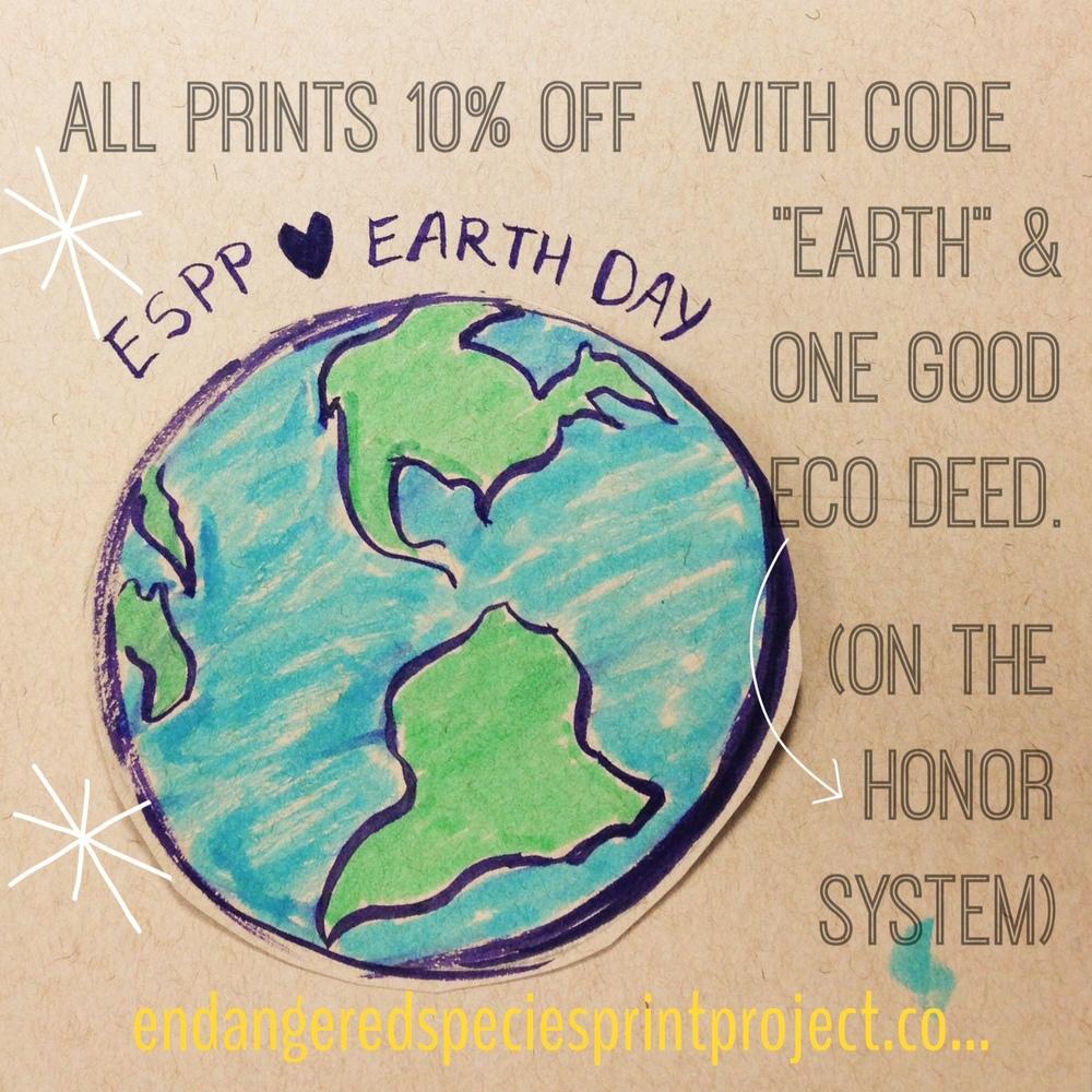EarthdaySale