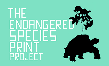 Endangered Species Print Project