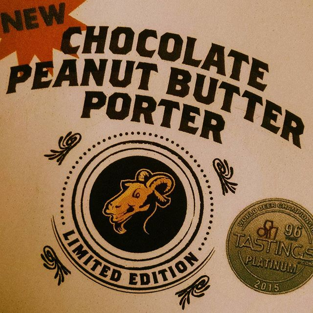 Guess how many total barrels of Chocolate Peanut Butter Porter we've brewed since its inception in April of 2014? Closest guess will win a t-shirt! #humpdaygiveaway #contest #free