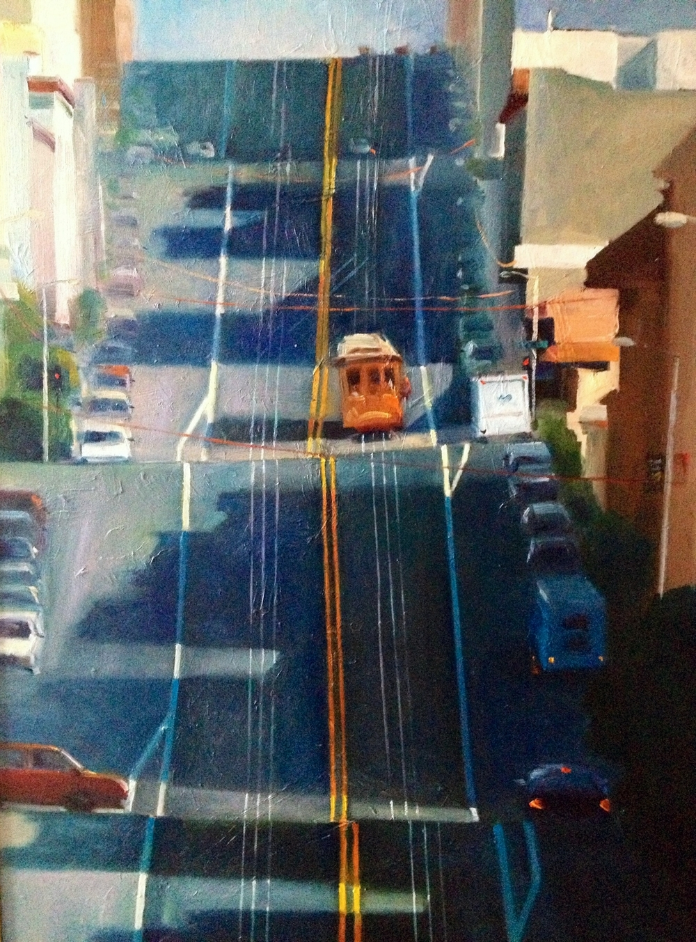 CALIFORNIA STREET (SOLD)