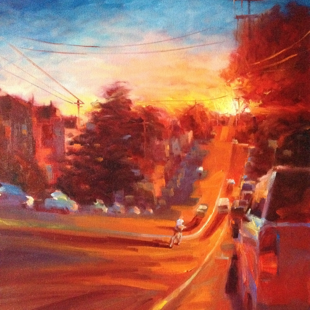 RED ROAD (SOLD)