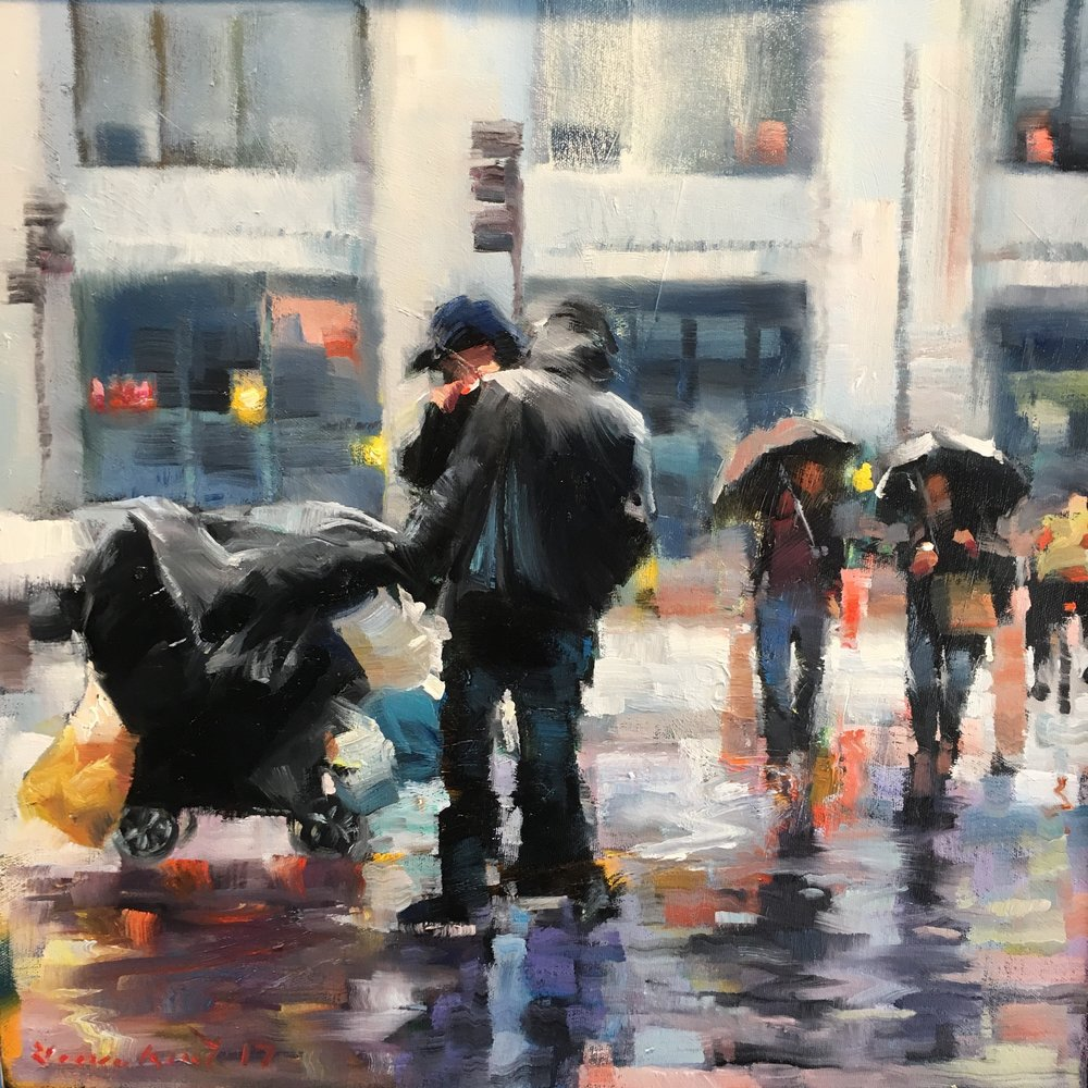 WET & COLD (SOLD)
