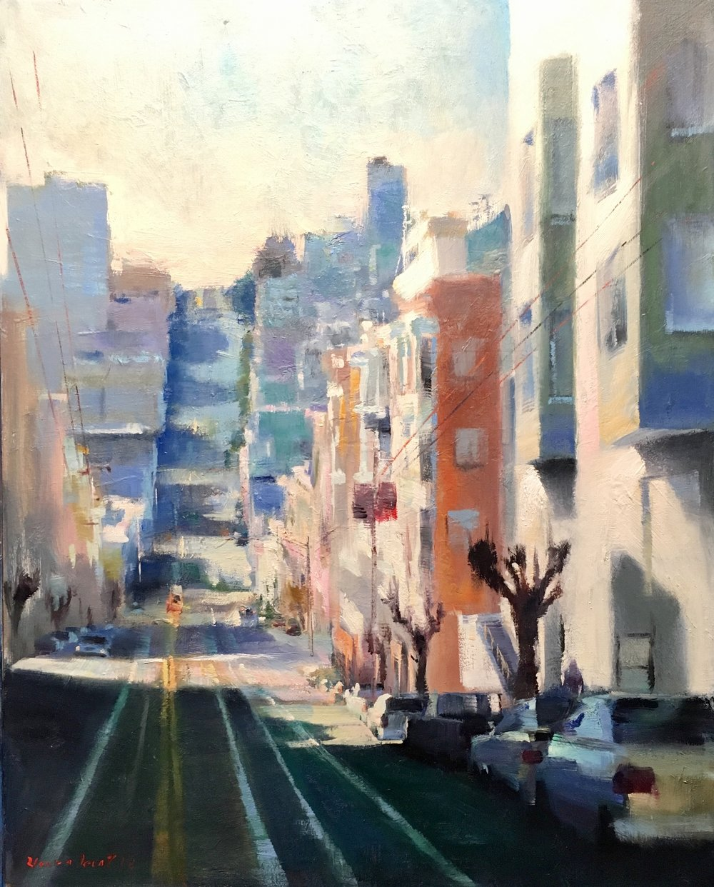 DAY LIGHT ( CALIFORNIA ST.)