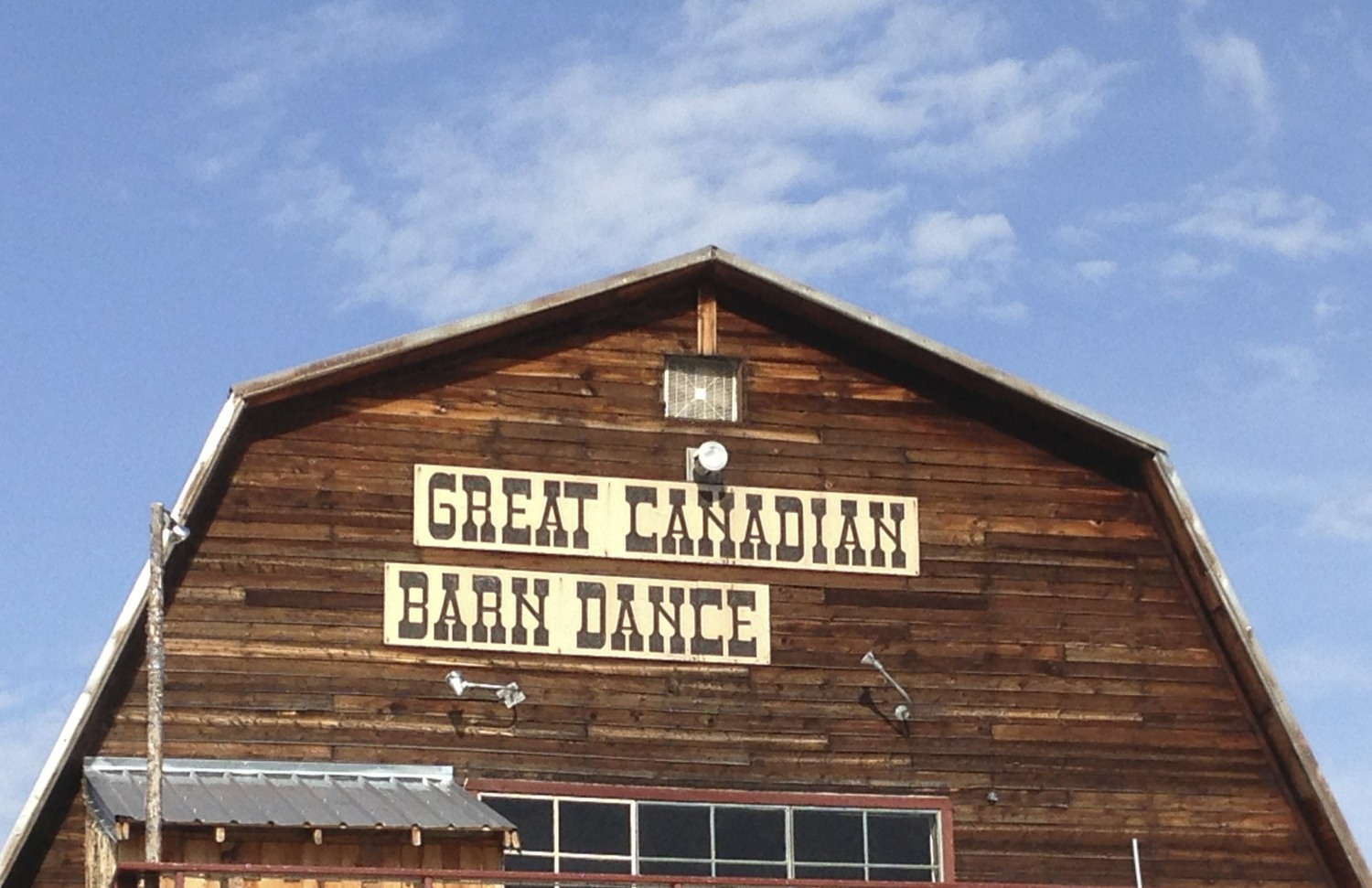 Great Canadian Barn Dance Town Of Cardston