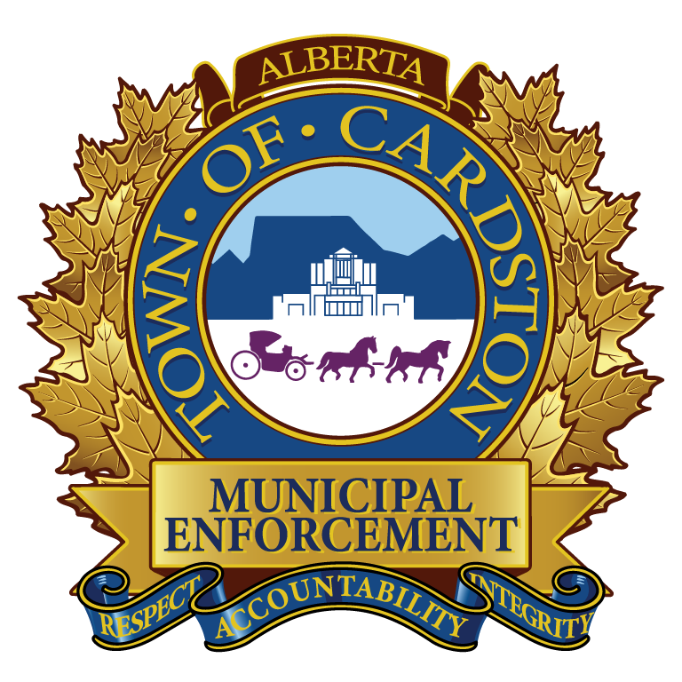 Cardston Municipal Enforcement Crest.png