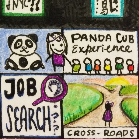 A crossroads:  Do I stay at  Panda Cub  and work with the children who have brought such joy into my life... or do I take the  Duke TIP  opportunity and be part of an international program focused at developing resources to aid gifted and talented children - wherever they are?   Can I do both?
