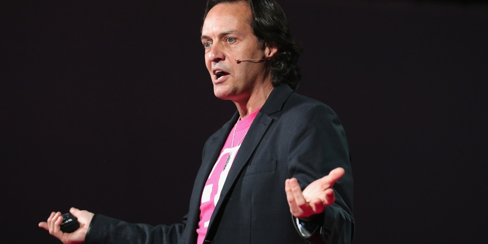 T-Mobile US CEO John Legere