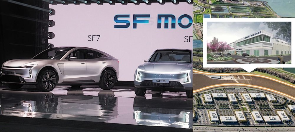 SF Motors set sights on EV mass production with latest R&D testing facility -