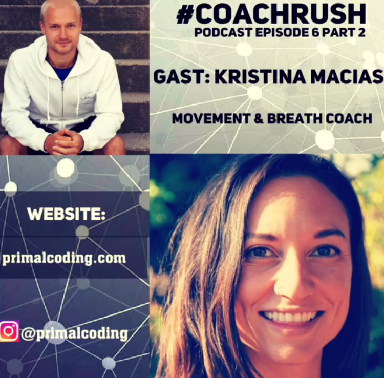 In  episode 2  with coach rush we discuss more about breath and the principles that i apply to unraveling the natural intelligence of the body