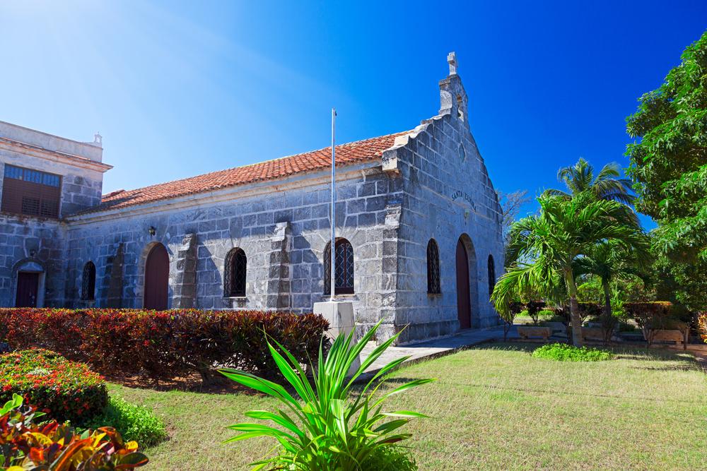 the old Catholic Church in Varadero.jpg