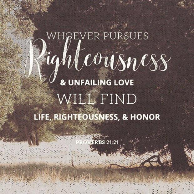 #righteousness #freshharvestministries #FRESH #Jesus