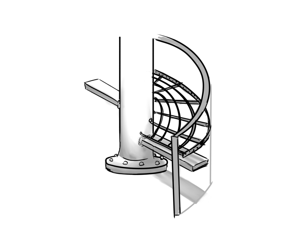 spiral climb set up.png