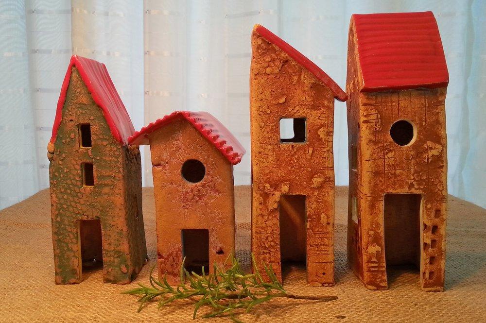 Skinny Little Houses