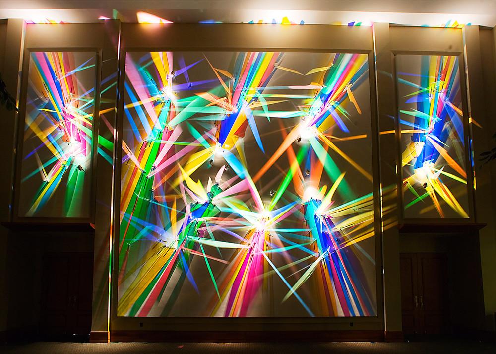 Public Installations Stephen Knapp Lightpaintings