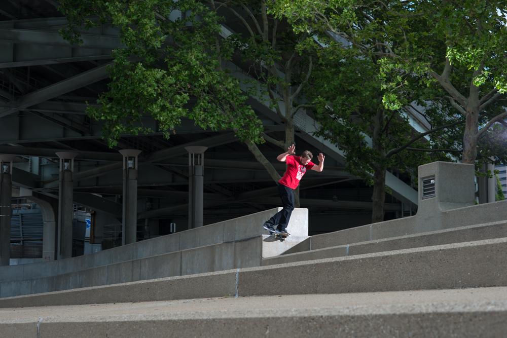 Andy Schrock Revive Skateboards