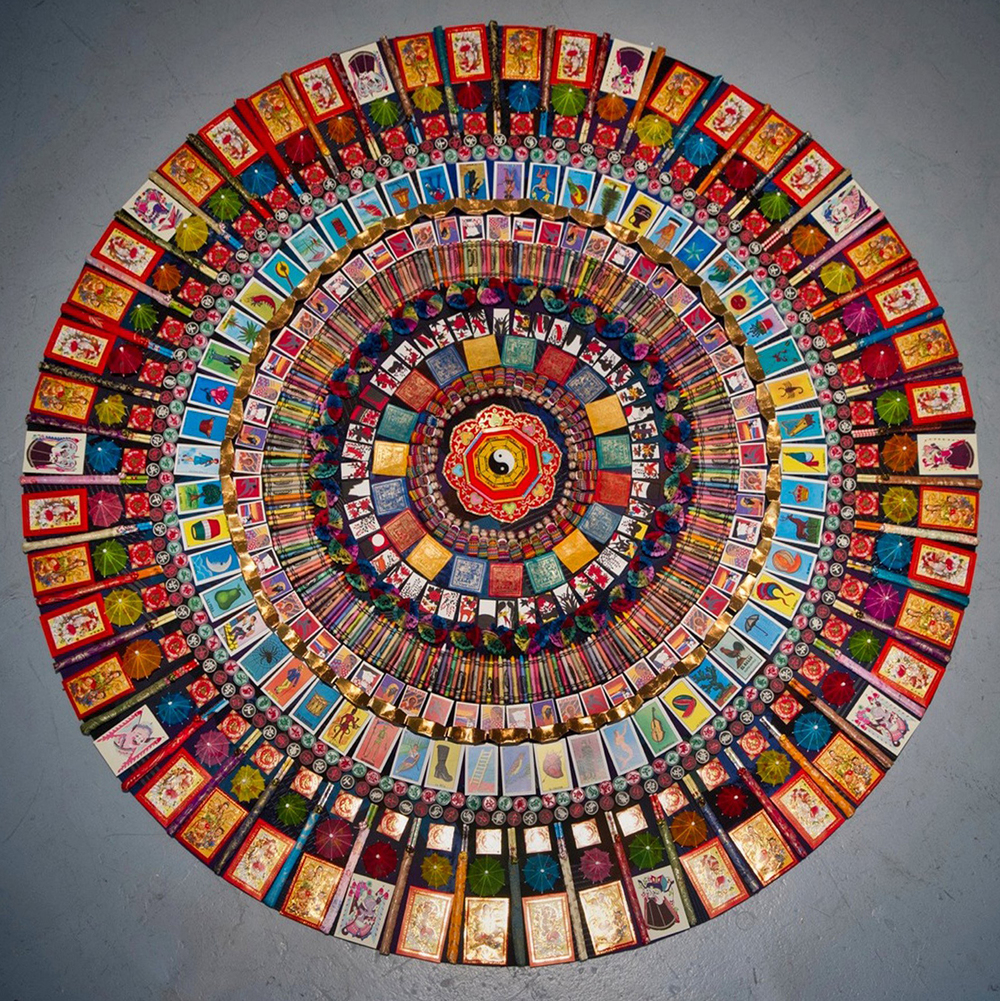 Nancy Hom's Chinatown Mandala