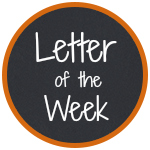 "4K Letter of the Week ""D"""