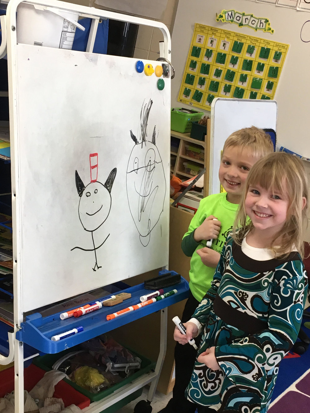 Drawing Cat in the Hat