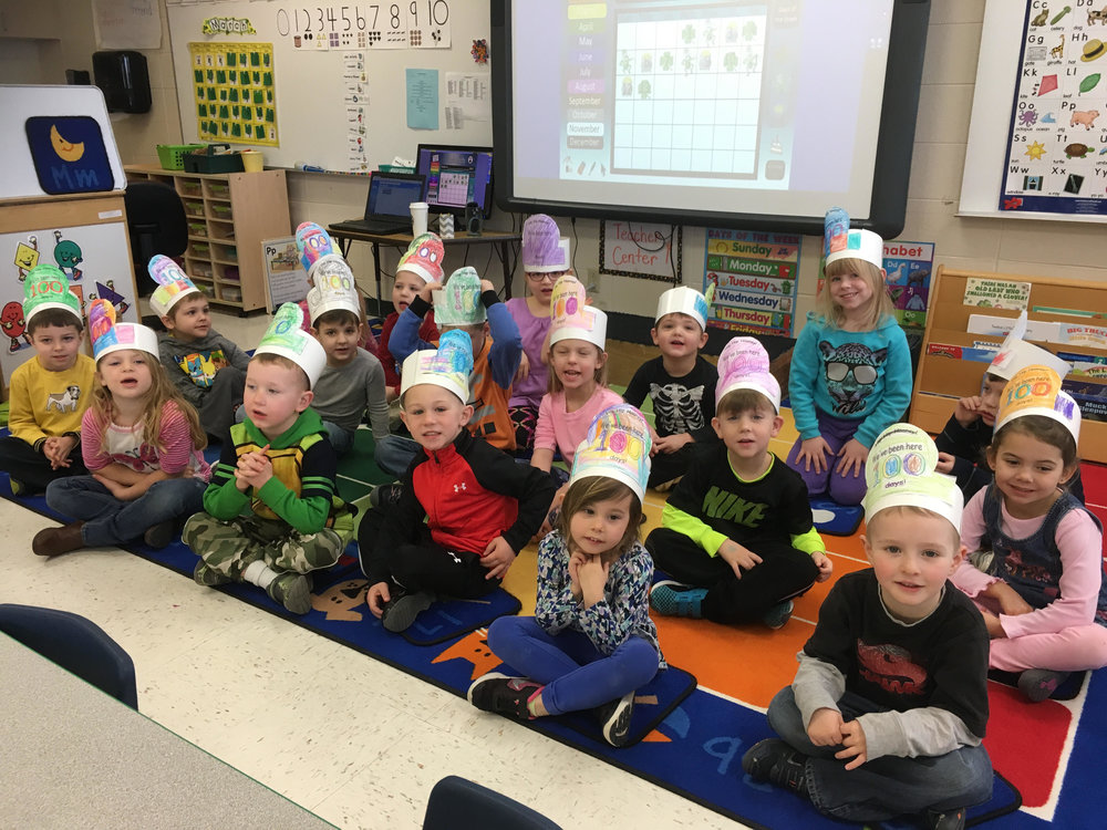celebrating our 100th day of 4k!