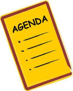 PTO Agendas