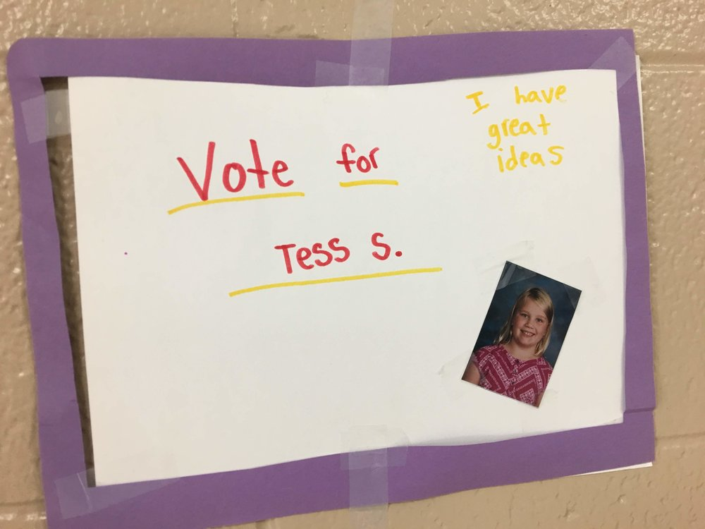 Vote for Tesa
